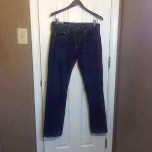 NWOT 30X30 ABERCROMBIE FITCH MENS JEANS